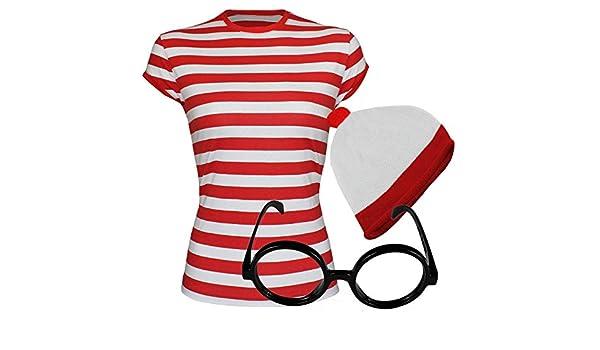 Unisex donde esta Wally e instrucciones para hacer vestidos copas ...