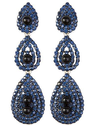 Vijiv Earrings Vintage Chandelier accessories