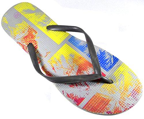 Infradito donna Tropical Octave Design Grey 4fqFA67