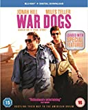 War Dogs [Includes Digital Download] [Blu-ray] [2016] [Region Free]