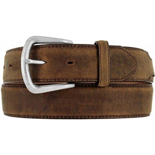 Apache Belt - Brighton Apache Belts 38 Brown Men