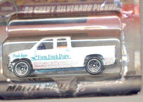 chevy silverado matchbox - 7