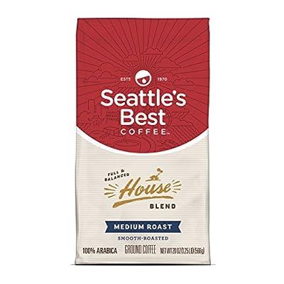 Seattle's Best Coffee Medium Roast Ground Coffee