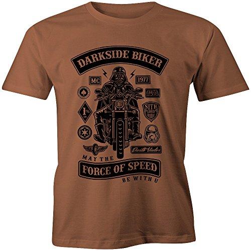 Merch Kingdom - Camiseta sin mangas - Manga Larga - para mujer marrón