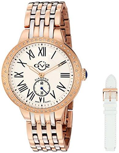 GV2-by-Gevril-Womens-9106-Astor-Analog-Display-Swiss-Quartz-Two-Tone-Watch