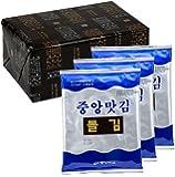 韓国中央おいしいのり(海苔)全形 6枚入10袋 [並行輸入品]