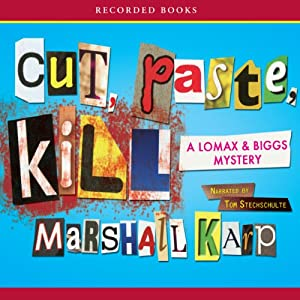 Cut, Paste, Kill Audiobook