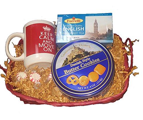 Molly's Tea & Cookie Baskit