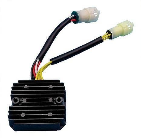 tuzliufi replace voltage regulator rectifier kawasaki kfx 700 ksv 700 klf  300 kvf 300 360 400