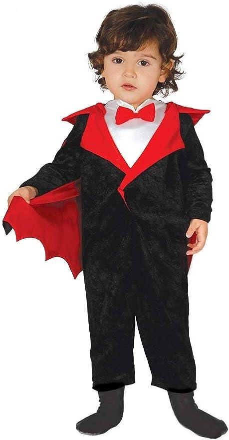 Disfraz de Drácula baby 6-12 meses: Amazon.es: Juguetes y juegos