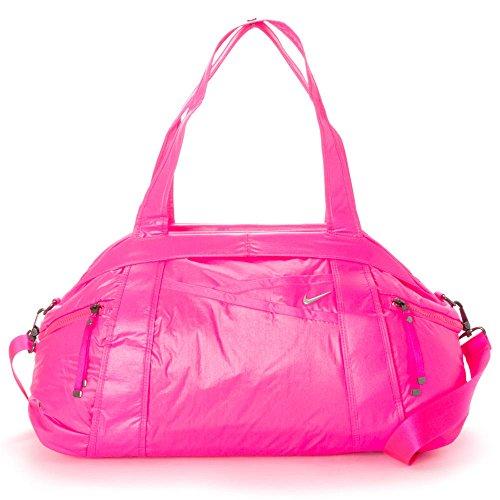 Brand New NIKE FEMALE VICTORY Gym Overnight Bag Shoulder Messenger Bag BA4904-663 PINK