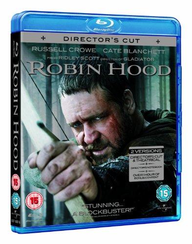 Robin Hood - Extended Director's Cut [Blu-Ray]