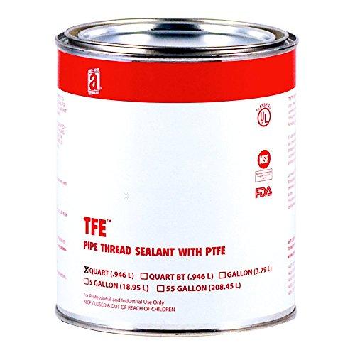 tfe-14025-pipe-thread-sealant-with-ptfe-1-quart-white