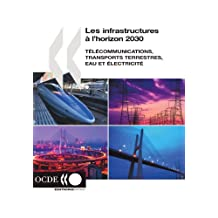 Les Infrastructures A L'Horizon 2030: Telecommunications, Transports Terrestres, Eau Et Electricite