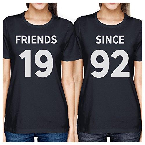 mujer talla 365 de de para Printing manga Camiseta corta rqqax8Y7