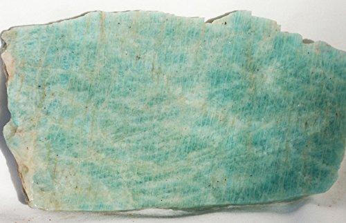 Green Moss Agate Cabochon Slab, 5.33.18 ()