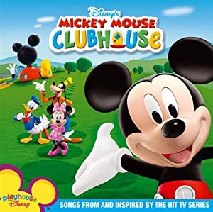 Mickey mouse clubhouse music for Mouse house music