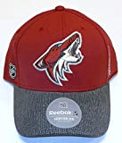 Phoenix Coyotes Travel & Training Flex Reebok Hat - L/XL - M253Z