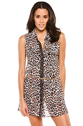juicy couture beach cover up dress - 5