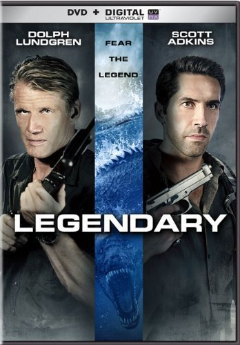 DVD : Legendary (Widescreen, Dolby, AC-3, )