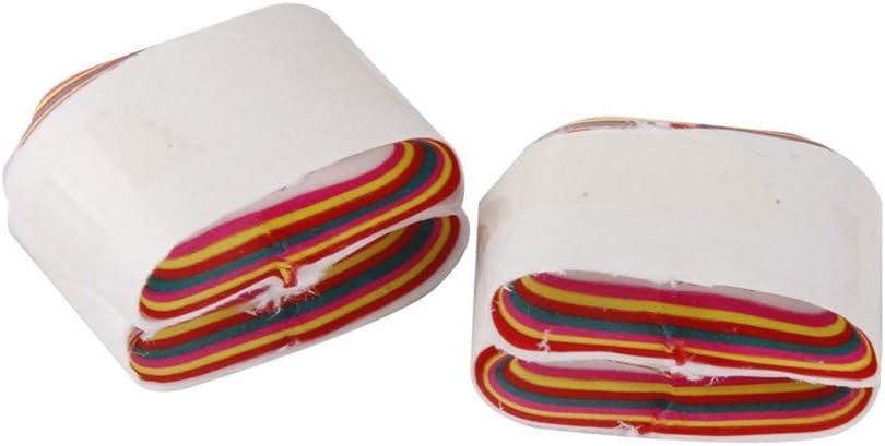 Dongyue 12 Pieces Multicolor Mouth Coil Magic Trick Props ...