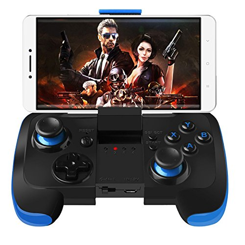 Wireless Bluetooth Game Controller for Android Phone Tablet Pad Smart TV BOX PS2 PS3 Samsung Gear VR Controller by Fashionlive