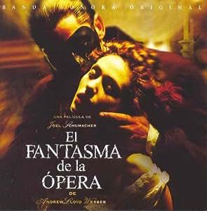 El fantasma de la opera broadw banda sonora original for Banda sonora de el jardin secreto