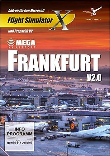 AddOn FSX Mega Airport Frankfurt Vol  2: Amazon co uk: Books