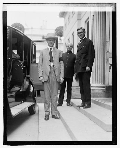 1923 August 13. Photo Coolidge & Christian, 8/13/23 by Historic Photos