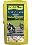 FolyMaps Motorradkarten DEUTSCHLAND: 1:300 000