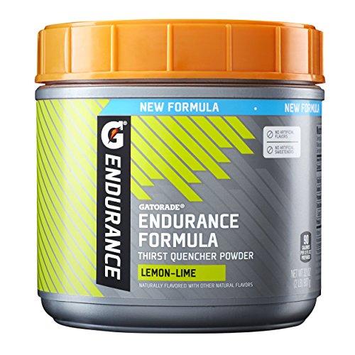 Gatorade Endurance Formula Powder, Lemon Lime, 32 (Endurance Drink)