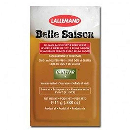 Belgian Style Ale (Lallemand Belle Saison Ale Brewing Yeast (11 gram))