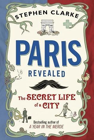 book cover of Paris Revealed