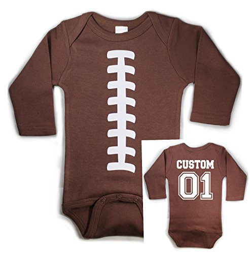 Custom Baby Bodysuit - 3