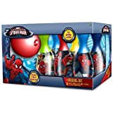 Sambro Ultimate Spiderman Bowling Set