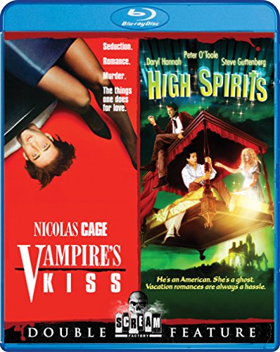 Vampire's Kiss / High Spirits [Blu-ray]