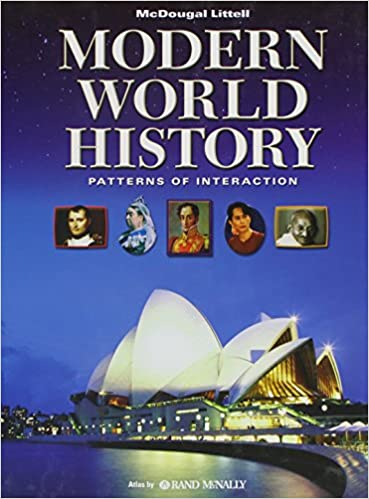 World history patterns of interaction student edition modern world history patterns of interaction student edition modern world history 2009 1st edition fandeluxe Images