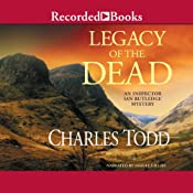 Legacy of the Dead: An Inspector Ian Rutledge Mystery | Charles Todd