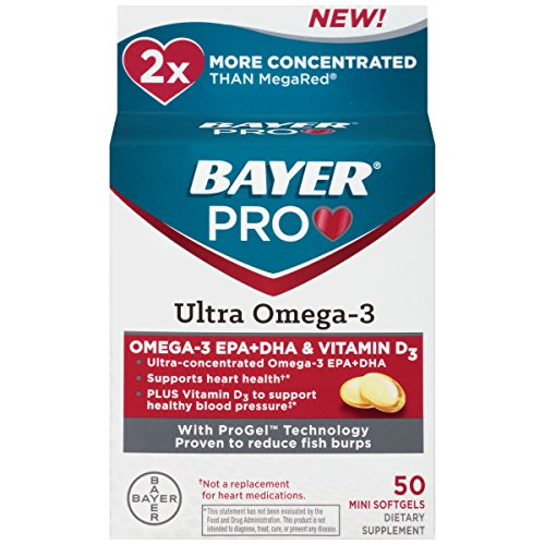 Bayer Ultra Omega 3 Soft Count product image