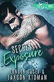Secret Exposure (A St. Skin Novel): a bad boy new adult romance novel