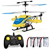JJRC Helicopter with Remote Control, JX02 Helicopter 4 Channel with Side Propellers