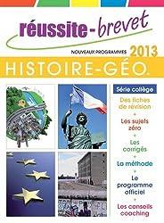 Réussite brevet 2013 Histoire-Géo Education Civique