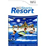 Wii Sports Resort Wii Instruction Booklet (Nintendo Wii Manual Only - NO GAME) [Pamphlet only - NO GAME INCLUDED] Nintendo