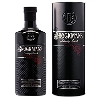 Brockmans gin gift tube 70cl amazon beer wine spirits brockmans gin gift tube 70cl negle Gallery