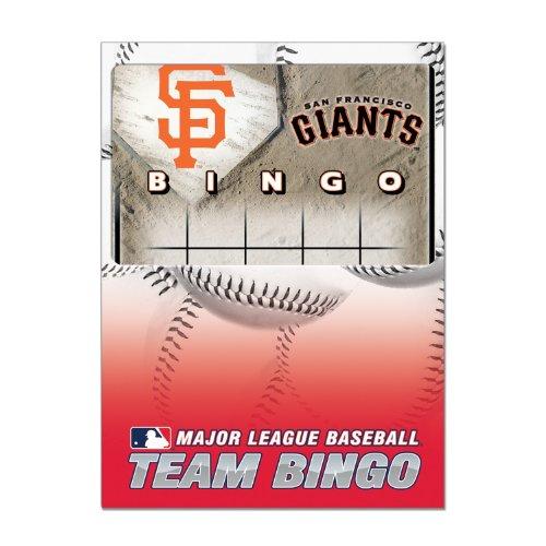 MLB San Francisco Giants Bingo