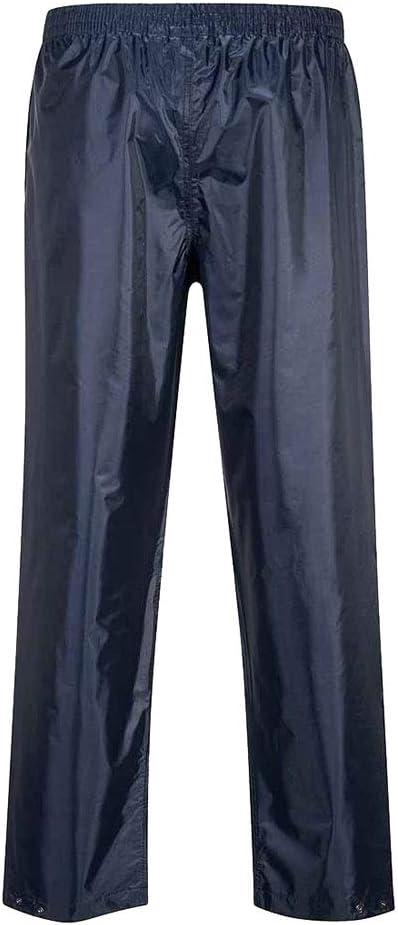 Portwest S441-Portwest Pantalone Impermeabile S441ORRXXXL