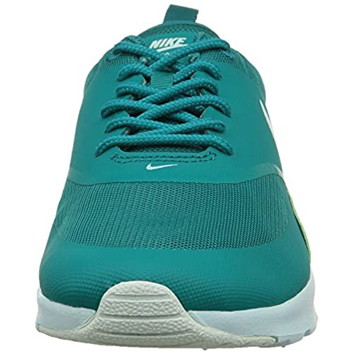 online store 03105 43dfb NIKE 599409-305: Air Max Thea Emerald/White Fashion Casual Running Women  Size