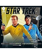 Star Trek TV Series Classic 2020 Calendar - Official Square Wall Format Calendar