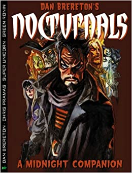 Mutants & Masterminds: Nocturnals - A Midnight Companion