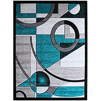 Amazon Com Golden Rugs Soft Black Turquoise Hand Carved